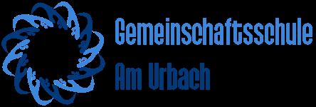 """Gemeinschaftsschule """"Am Urbach"""" Logo"""